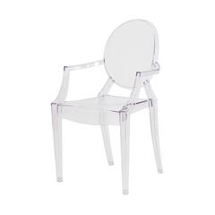 Cadeira transparente