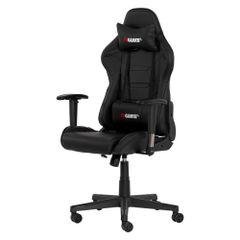 Cadeira Gamer II Reclinável 180º Giratória Preta