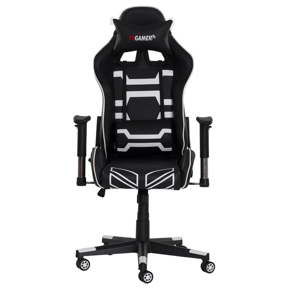 Cadeira FX Gamer Reclinável 180º Giratória