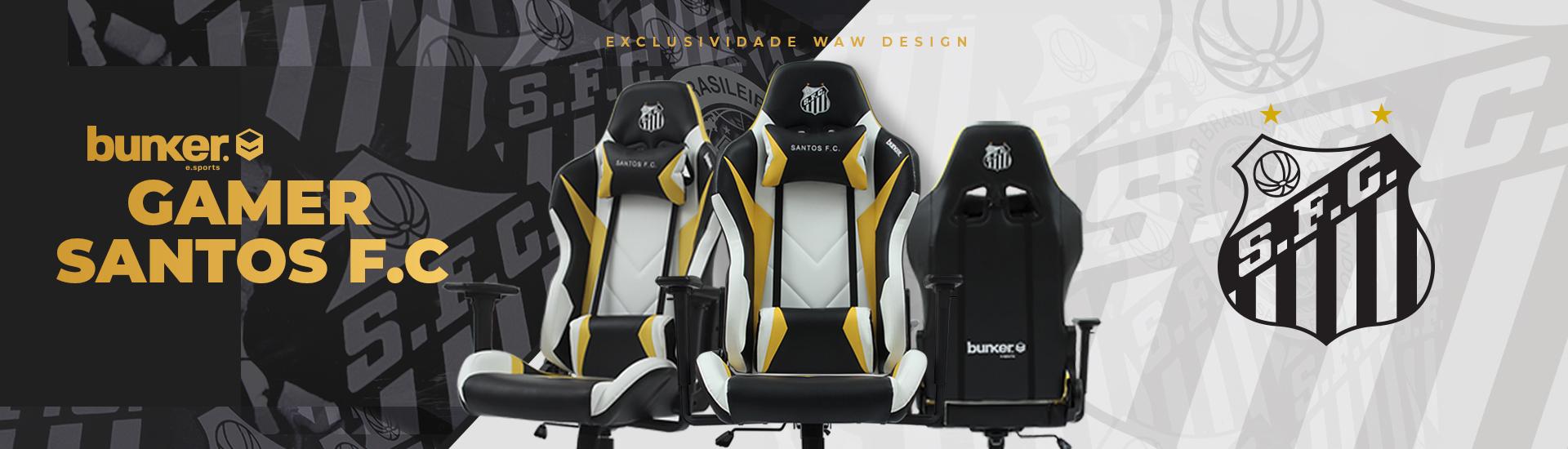 Waw Design | Banner - Bunker Santos